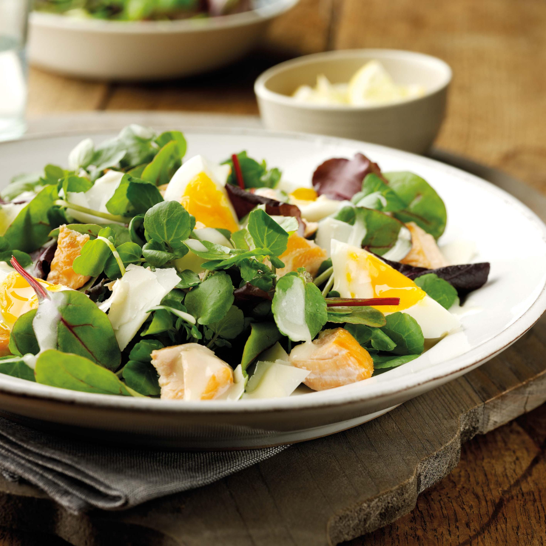 Kiln Roasted Salmon & Watercress Salad